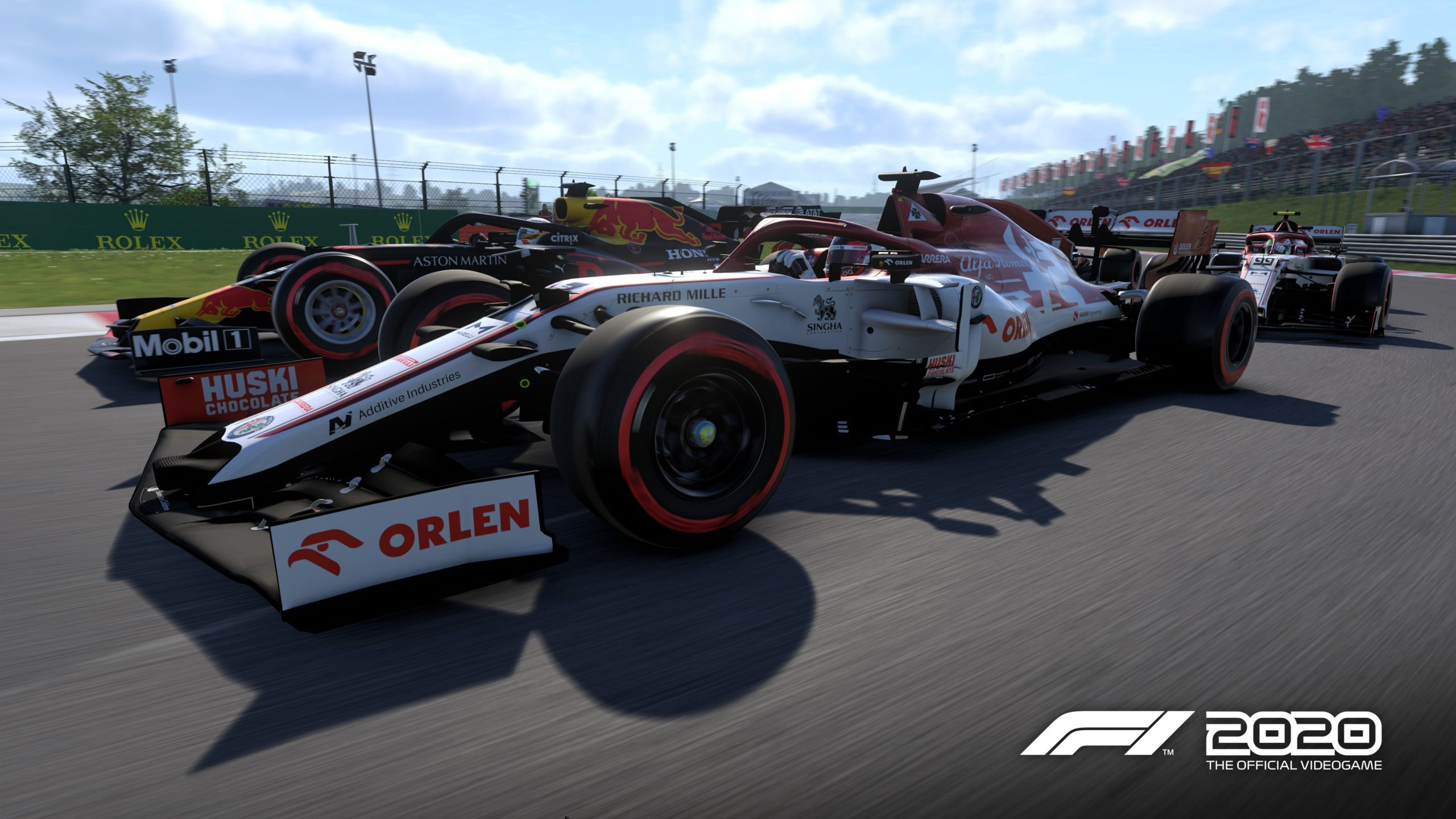 F1_2020_Hungary_Screen_14_4K-scaled F1 2020 – Plenty of New Previews
