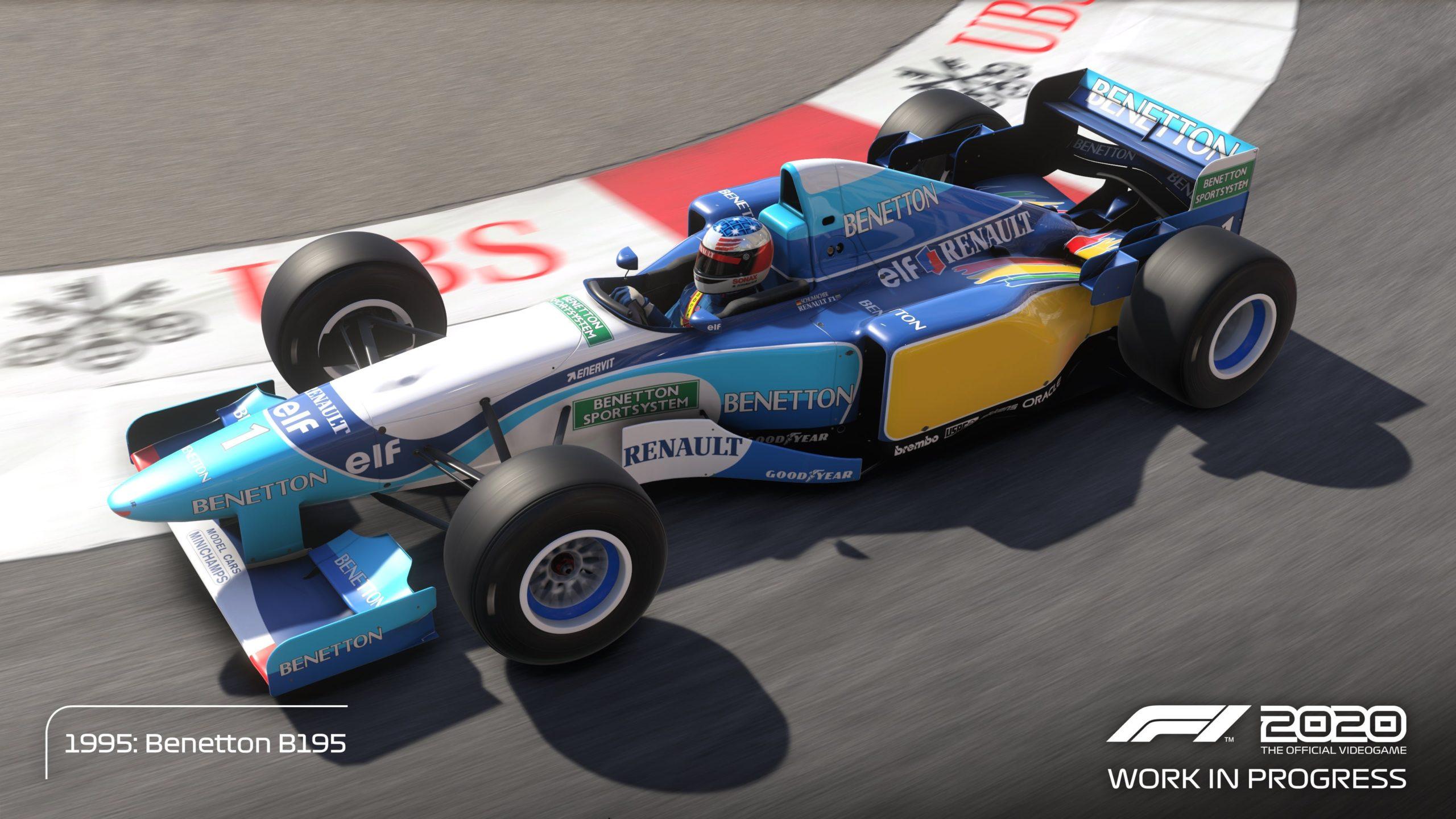 F1 2020 - Michael Schumacher Edition Previews | VirtualR ...