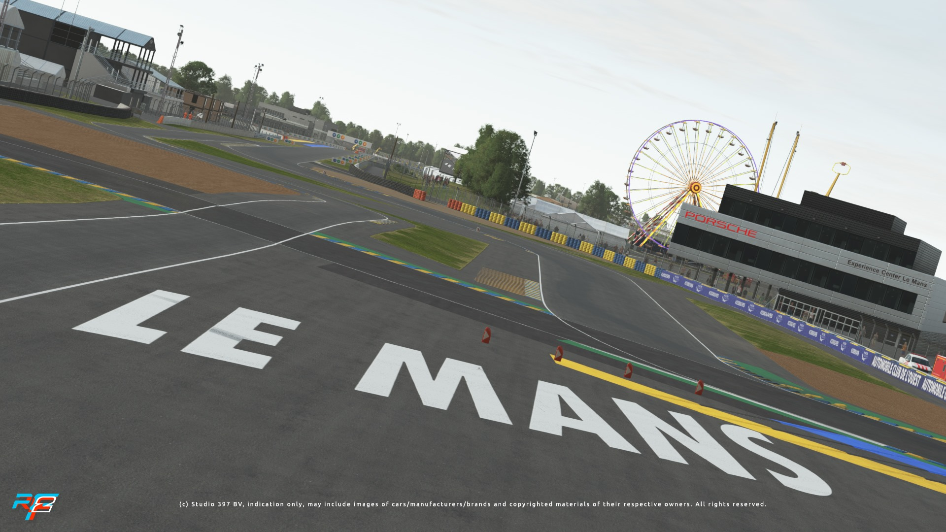 107599011_3292489780801911_8005493050715449032_o New rFactor 2 Update Adds 2020 Le Mans