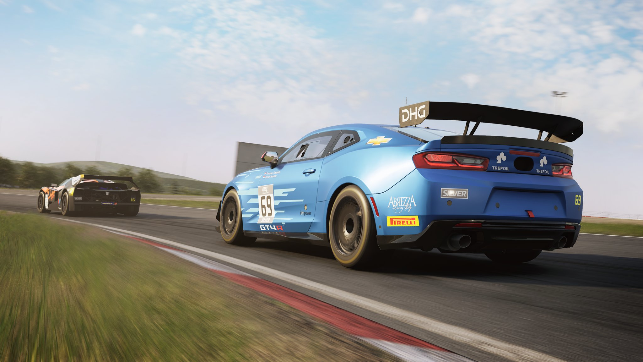 EcU4UHZWoAAs_Fh Assetto Corsa Competizione GT4 Pack – Lots of Previews