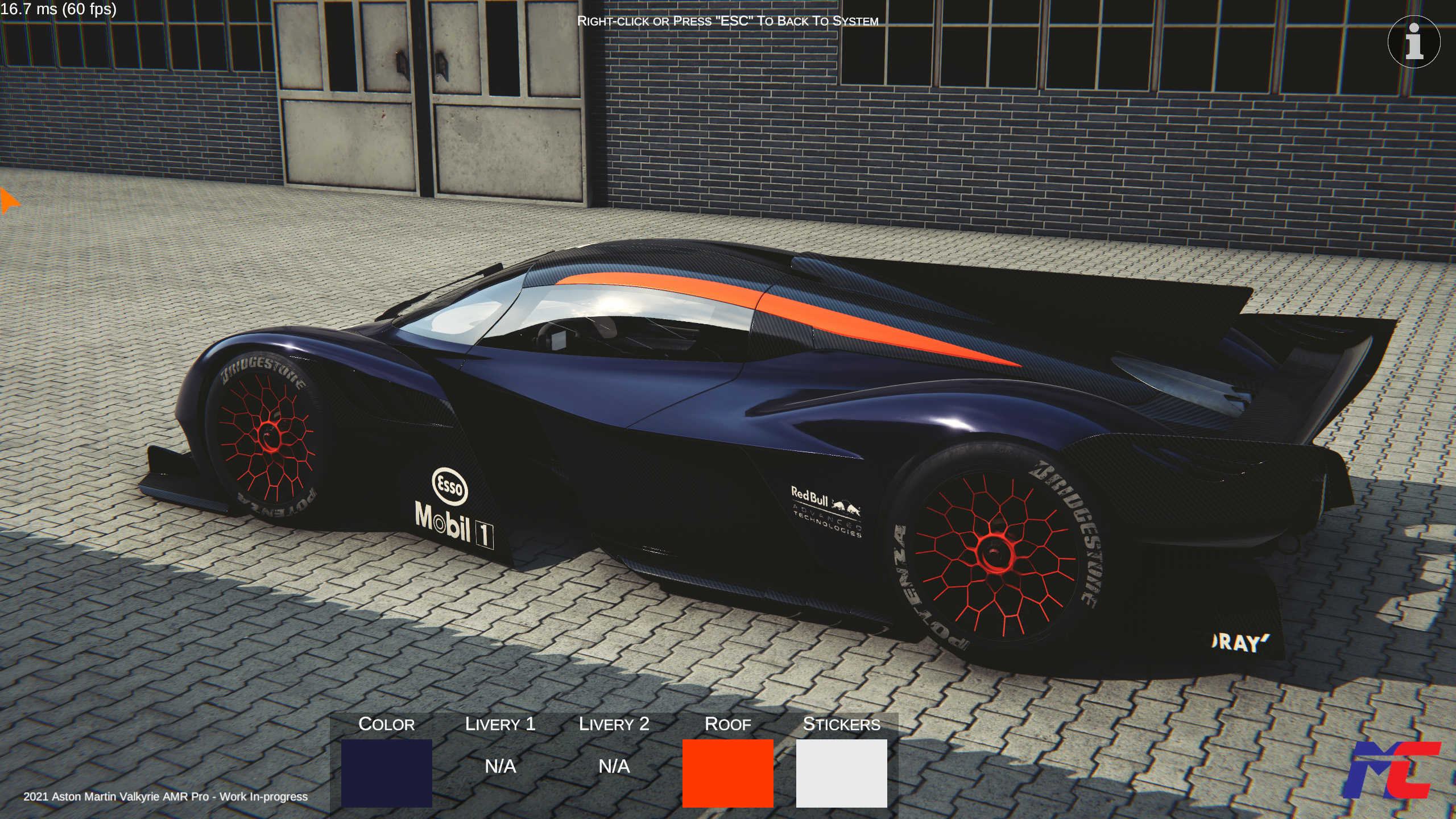 Aston Martin Valkyrie Amr Pro For Assetto Corsa New Previews Virtualr Net 100 Independent Sim Racing News
