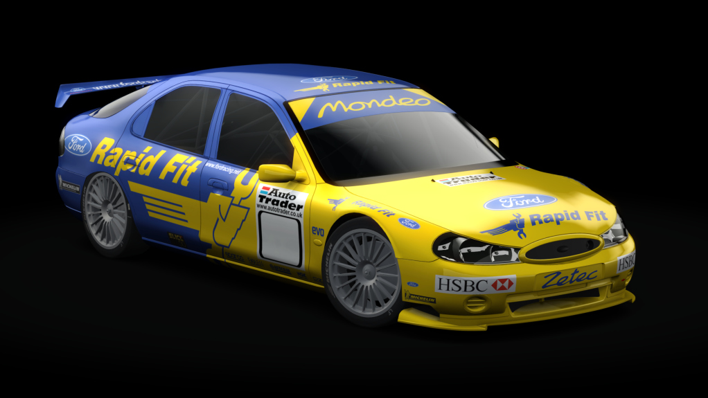 preview PM3DM Super Touring Cars for AC – Three New Previews