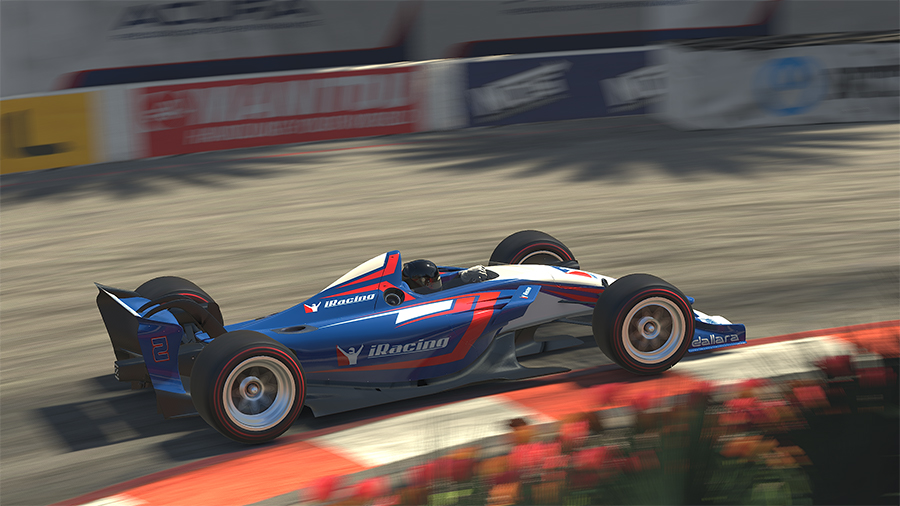 IR01-01 iRacing & Dallara To Debut iR-01 Open Wheeler