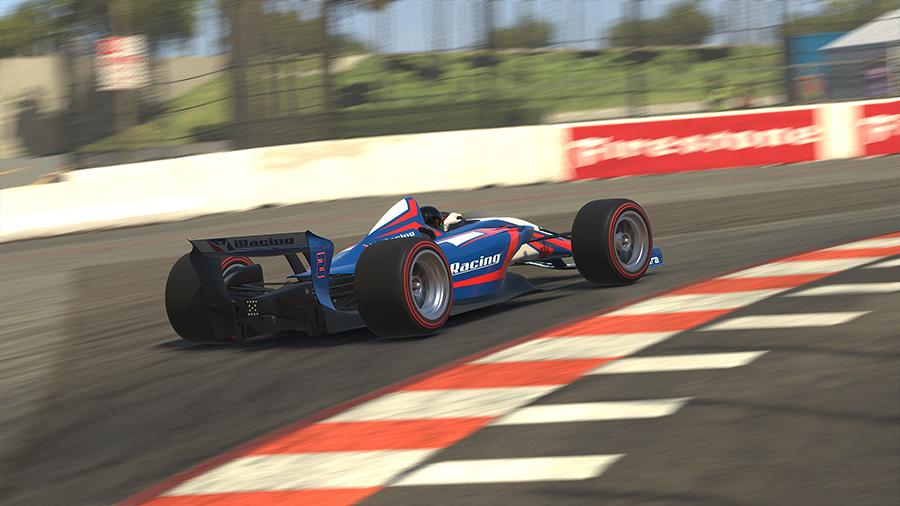 IR01-02 iRacing & Dallara To Debut iR-01 Open Wheeler