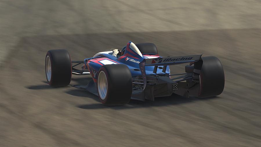 IR01-03 iRacing & Dallara To Debut iR-01 Open Wheeler