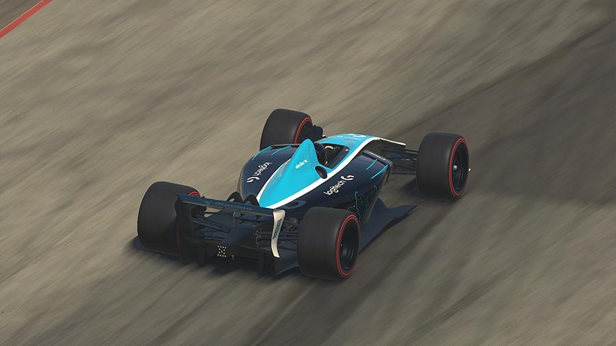 IR01-04 iRacing & Dallara To Debut iR-01 Open Wheeler