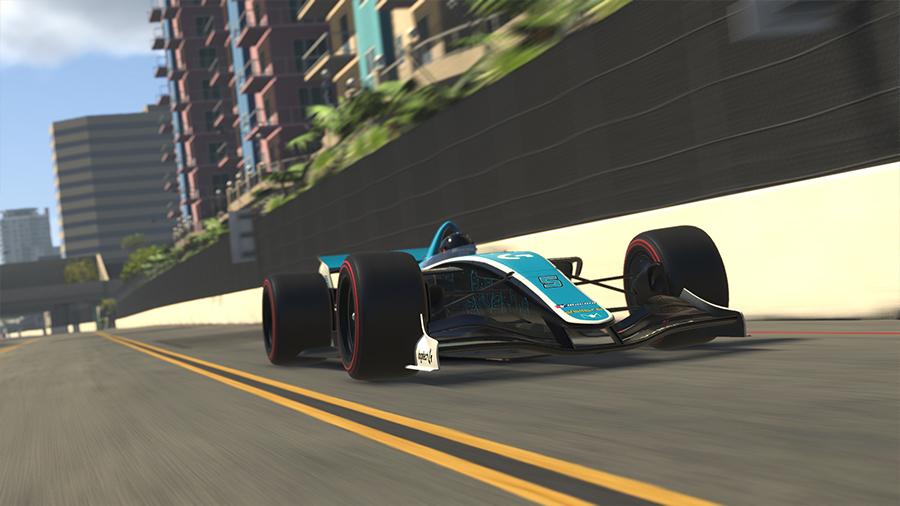 IR01-06 iRacing & Dallara To Debut iR-01 Open Wheeler