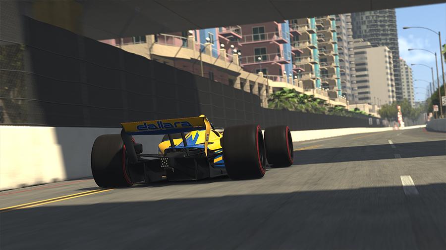 IR01-07 iRacing & Dallara To Debut iR-01 Open Wheeler
