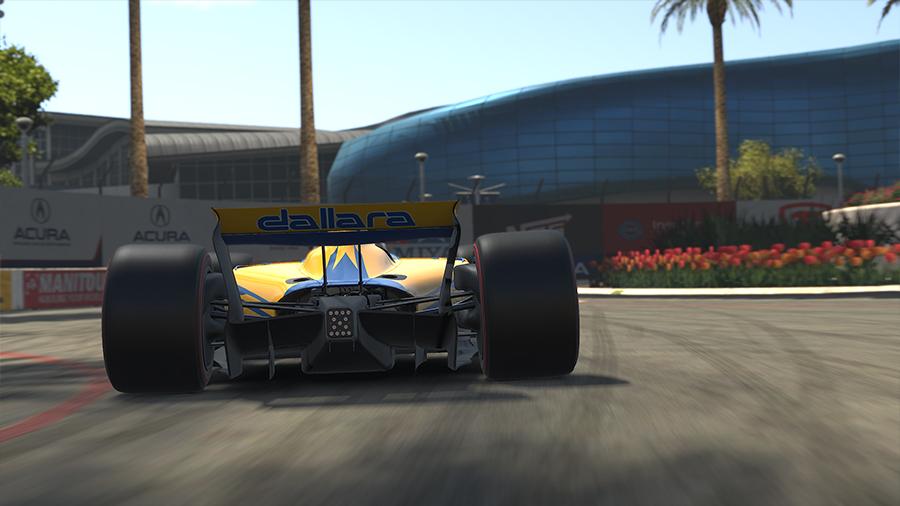 IR01-08 iRacing & Dallara To Debut iR-01 Open Wheeler