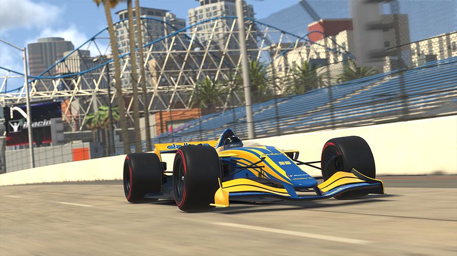 IR01-09 iRacing & Dallara To Debut iR-01 Open Wheeler